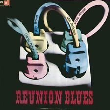 "PETERSON-BROWN-JACKSON-HAYES "" REUNION BLUES "" LP NUOVO 2120908-Z  ITALY RARO"