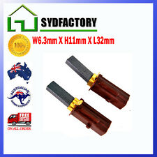Motor Carbon Brushes For Ametek Lamb vacuum cleaner 115755 115756 115765 115949
