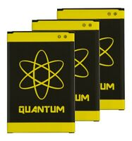 3x Quantum 6920mAh Extended Slim batteries For Samsung Note3 N9000 N9002 N9005