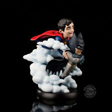 QMX World's Finest Batman & Superman Q-Fig Figure Max NEW SEALED
