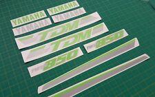 Yamaha TDM 850 decal set stickers graphics restoration custom 2 colour