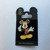 Golden Ears Hat Collection - Mickey Mouse Disney Pin 45473