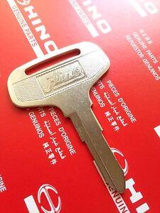 NEW Genuine Hino blank Key 1984-1992