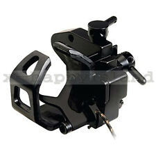 Archery Hunting Compound Bow Arrow Rest Micro Adjust Drop-Away Right Hand Black
