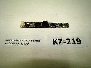 Acer Aspire 7520 PC Portable Appareil Photo Affichage Cadre #KZ-219