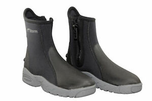 6.5mm Storm HydroStealth Deluxe Scuba Divers Boot - Size 08