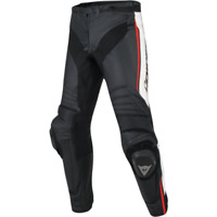 Dainese Misano Leather Motorcycle Trousers