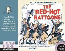 The Red-Hot Rattoons by Robert A. Heinlein and Elizabeth Winthrop (2003, CD)