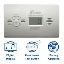 Kidde Battery-Operated CarbonMonoxide Alarm,Home,Detector,Safe,Protect,Smoke,Gas