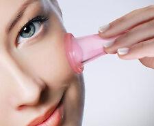 Taza Grande Facial Cara Ojo De Silicona cupping masaje levantamiento de succión de vacío envejecimiento