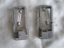 VANITY  INTERIOR LIGHT N/S & F/S 140929 140930 from BMW E46 320i  2003
