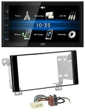 JVC 2DIN Bluetooth MP3 AUX USB Autoradio für Subaru Forester Impreza XV ab 12