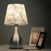 Holmark E27 LED Romantic Table Desk Lamp Bedside Night light Home Decor