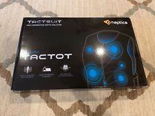 bHaptics Tactot haptic suit. Tactsuit 40 motors Virtual Reality VR