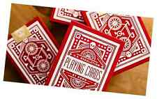 Red Wheel Playing Cards by Art of Play - Trick