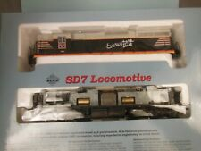 Ho Proto 2000 Cb&Q Burlington Sd7 #300 Locomotive New