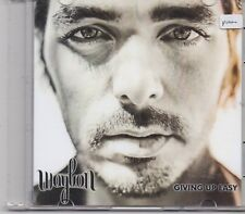 Waylon-Giving Up Easy Promo cd single
