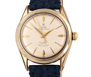 Tudor Vintage Automatic Oyster Prince Gold caped - 7965