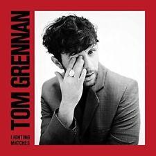 TOM GRENNAN LIGHTNING MATCHES CD  (PRE-ORDER Released 6th July 2018)