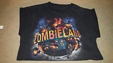 Zombieland Horror Movie Promotional T-Shirt