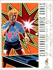 Atlanta 1996 Olympics TABLE TENNIS (Ping Pong) Official Original Event POSTER