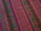 Vintage Indigenous Weaving - Hand Loomed - 100% Wool - S. America - 20th Century