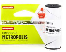 LomoChrome Metropolis 120 Film - FLAT-RATE AU SHIPPING!