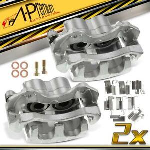 CARLSON 2 x Brake Caliper Pin Repair Kit Grand Voyager 1997-2007// Grand Cherokee WJ 1999-2004 Type Teves