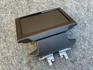REAR SEAT TV DVD ENTERTAINMENT SCREEN ASSEMBLY 11-17 AUDI A8 A8L S8 D4 4.2L 59k!