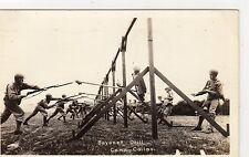 US ARMY CAMP CALLAN, SAN DIEGO: California USA postcard (C3938).
