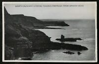Giant's Causeway Spanish Head Portrush Postcard Northern Ireland Gordon Belfast