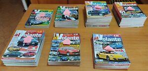 """34 Riviste """"Al Volante"""", anni 2001-2007"""