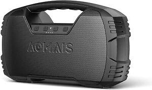 Portable Bluetooth Speakers V5.0 Waterproof Wireless Home Party Speaker 25W IPX5