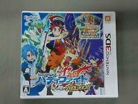 NINTENDO 3DS Future Card Buddyfight Mezase! Buddy Champion! Japan Anime F/S