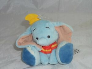 Disney Tiny Big Feet Dumbo Mini Soft Toy Plush Collectible Car dash Gift ? NEW
