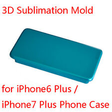 3D Sublimation Mold Phone Case Mold iPhone 6 Plus / iPhone 7 Plus Phone Cover