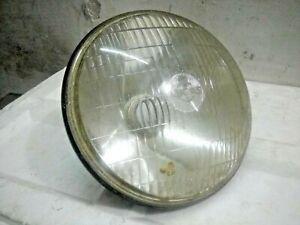 OLD Vintage Lucas 700 HEADLAMP Light 7'' M1 Made in England