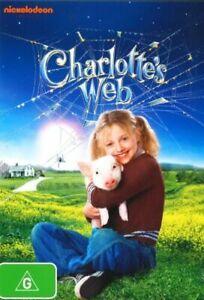 Charlotte's Web : Nickelodeon : NEW DVD