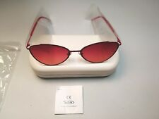 Marc Jacobs Women's Cat Eye Sunglasses Fuchsia with case New