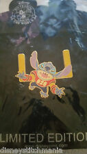 Disney Store.com Stitch Superbowl football trading pin Lilo 66057 LE 250