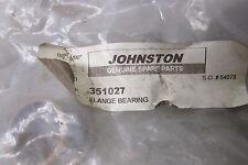 Johnston Sweeper 351027 Flange Bearing Lot of 2!