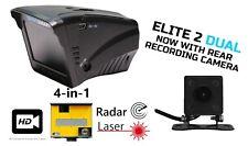Drivesmart Elite 2 Speed Camera GPS Radar and Laser Detector With DVR Dash Cam