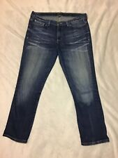 BKE Reserve Addison 30 Women's Jeans Skinny Stretch Dark Wash  (W30 X L26)
