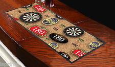Darts Beer Label Bar Runner Dart Board Sport Competition Pub Club Party League