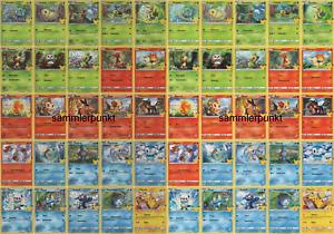 EINZELKARTE,HOLOKARTE bzw. SATZ / MC Donalds-TCG Pokemon 25 Jahre 2021