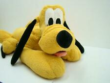 PLUTO WALT DISNEY WORLD PLUSH  nice preowned condition