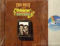 THE OSBOURNE BROTHERS the best of the osbourne brothers (US) LP EX+/EX Bluegrass