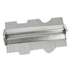 "125mm 5"" Metal Professional Contour Profile Gauge Tiling Laminate Tiles TE394"