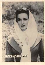 B59086 Maria Felix actors acteurs 9x7cm