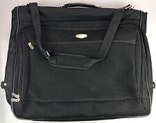 Protocol Garment Suit Travel Bag Hanging Luggage Black